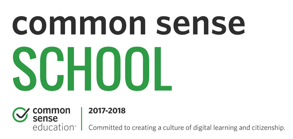 Common Sense Education Digital Citizenship Certified School